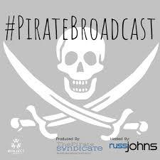 #PirateBroadcast