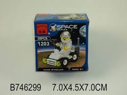 <b>JUNFA</b> TOYS <b>Конструктор</b> Марсоход 35 деталей - Агрономоff