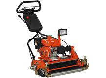 jacobsen renowned for turf maintenance solutions walk behind reel mowers