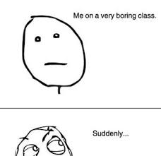 Me at boring class. when suddenly wild idea appears by serkan ... via Relatably.com