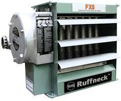 FX5 - <b>Explosion</b>-<b>Proof Electric</b> Air Unit Heater - Process Heating ...