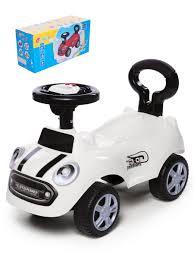 <b>Каталка</b>-пушкар <b>детская</b> Speedrunner (музыкальный руль ...