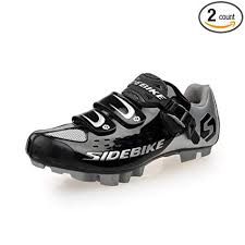 SIDEBIKE MTB Cycling Shoes Men's Professional ... - Amazon.com