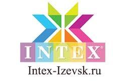 "Пляжный надувной <b>матрас INTEX</b> ""<b>Морская</b> раковина"" INTEX 57257"