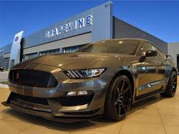 New 2019 Ford Mustang Shelby GT350 Coupe for sale in Grapevine ...