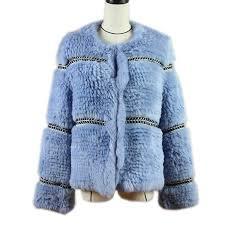 <b>2019 Top</b> Fashion Skirt Full <b>Women</b> Style Knitted Real Rabbit Fur ...
