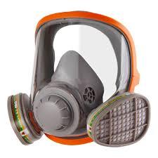 <b>Полнолицевая маска</b> JETA 5950i (3М <b>6800</b>) промышленная ...