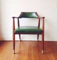 vintage mid century modern desk chair mcm side by ethanollie chair mid century office