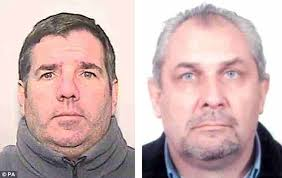 Philip Baron unmasked as drug gang leader behind international scam   Mail Online - article-0-18EEE86D000005DC-22_634x401