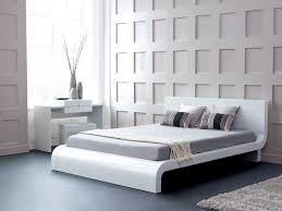 astounding modern design ideas with interisting furniture bedroom featuring contemporary white hardwood bedframe including cozy grey bedroom contemporary furniture cool