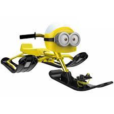 <b>Снегокат Snow Moto MINION</b> Despicable ME, цвет yellow ...