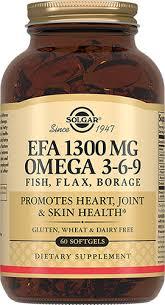<b>SOLGAR Комплекс</b> жирных кислот 1300 <b>Омега 3-6-9</b> № 60 купить ...