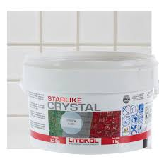 <b>Затирка</b> эпоксидная Litochrom <b>Starlike</b> C350, 1 кг, цвет кристалл в ...