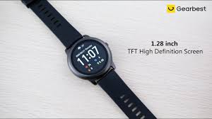 <b>Haylou</b> Solar Smart Watch 12 Sports Modes <b>Global Version</b> ...