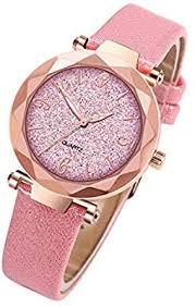 Luxury Crystal <b>Diamond</b> Shining <b>Starry Sky</b> Dial <b>Ladies</b> Watches Dot ...