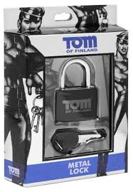 <b>Tom of Finland Замок</b> для BDSM-аксессуаров (TF2809) — купить ...