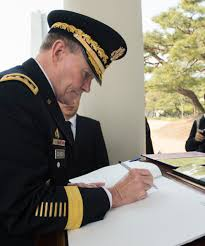 u s department of defense photo essay u s army gen martin e dempsey chairman of the joint chiefs of staff