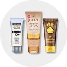 <b>Sally Hansen</b> : Sunscreen & Tanning <b>Lotion</b> : Target