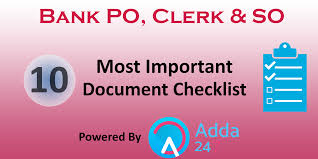 bank po clerk so joining documents checklist bankers adda ibps has completed the allotments for po clerk specialist officer recruitment in public sector banks it was part of the cwe vi selection process for