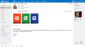Microsoft Is Currently Experiencing Hotmail, Outlook And SkyDrive Service Disruptions | TechCrunch