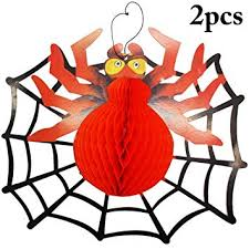Buy Outgeek <b>Halloween Spider</b> Web Cosplay Prop <b>Party Supplies</b> ...