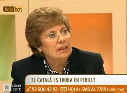 Carmen Leal interviene en el debate '¿Se encuentra en peligro el catalán?' - carmen%2520leal