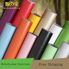 high quality thickening of pvc pearl finish self adhesive paper wallpaper furniture stickers kitchen cabi countertop adhesive paper for furniture