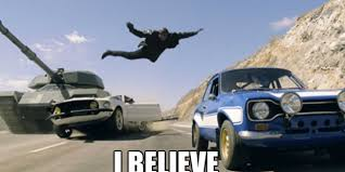 Fast & Furious 6 meme via Relatably.com