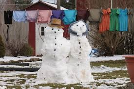 Image result for amish in the snow