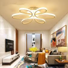 New design <b>modern led</b> ceiling light for living room bedroom dining ...