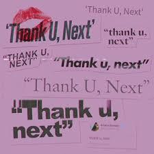 <b>Thank</b> U, Next (song) - Wikipedia