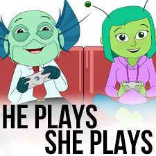 He Plays She Plays