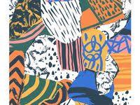 879 лучших изображений доски «Pattern» в 2020 г | Абстрактное ...