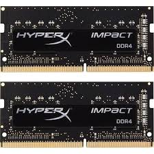 <b>Модуль памяти</b> SODIMM DDR4 8GB (2*4GB) Kingston ...