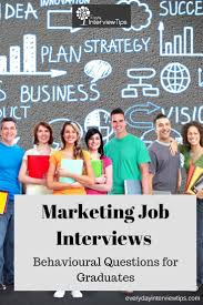 1000 images about interview tips questions answers on behavioral interview questions for marketing graduates everydayinterviewtips com