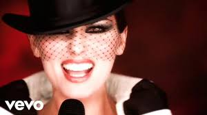 <b>Shania Twain</b> - Man! I Feel Like A Woman (Official Music Video ...