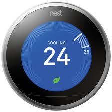 Google <b>Nest Wi-Fi Smart</b> Learning <b>Thermostat</b> 3rd Generation ...