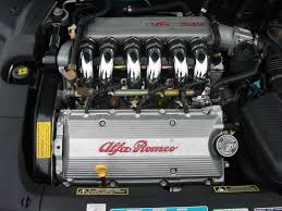 Alfa Romeo V6 engine
