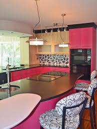 play pink kitchen multi color