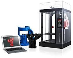<b>Raise3D</b> 101017001 <b>Pro2</b> Plus 3D Printer, Dual Extruder, Fully ...