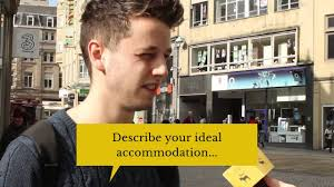 describe your ideal accommodation describe your ideal accommodation