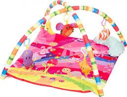 <b>Развивающий коврик BabyHit Play</b> Yard 2 Розовая мечта ...