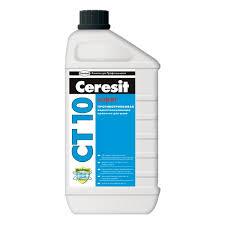 Водоотталкивающая противогрибковая пропитка <b>Ceresit CT 10</b> ...