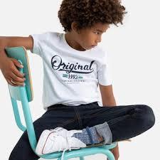 Купить <b>футболку</b> с <b>коротким</b> рукавом для мальчика по ...