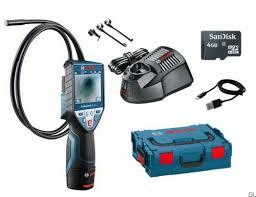 Cмотровая камера <b>видеоскоп Bosch GIC 120 C</b> Professional с ...