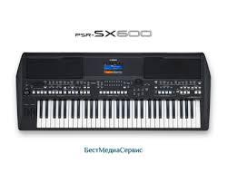 <b>Синтезатор Yamaha PSR-SX600</b>