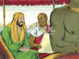 Image result for Philip and the ethiopian eunuch