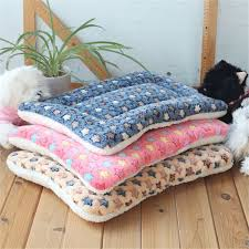 Winter <b>Warm Dog</b> Bed Soft Fleece <b>Pet</b> Blanket <b>Cat Litter</b> Puppy ...