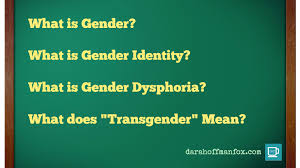 truths about your gender identity exploration dara hoffman fox what is gender what is gender identity simplifygenderjourney