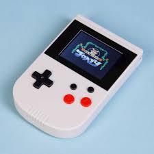 <b>Retro Handheld Arcade Game</b> | Hawkin's Bazaar